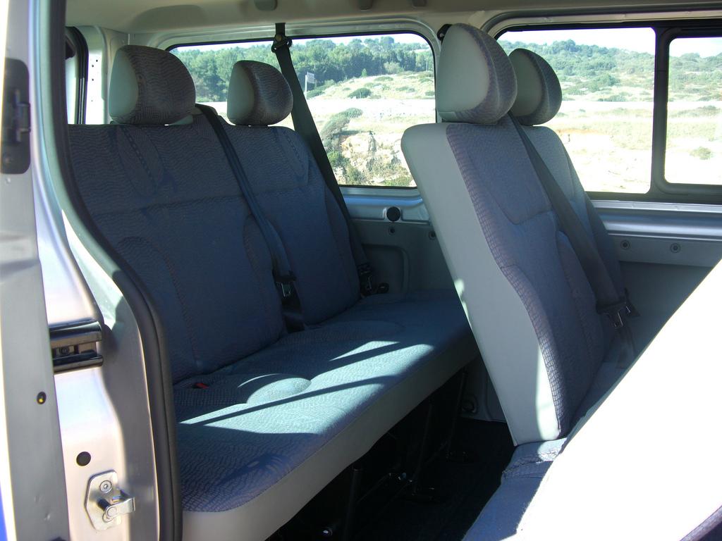 interni minivan